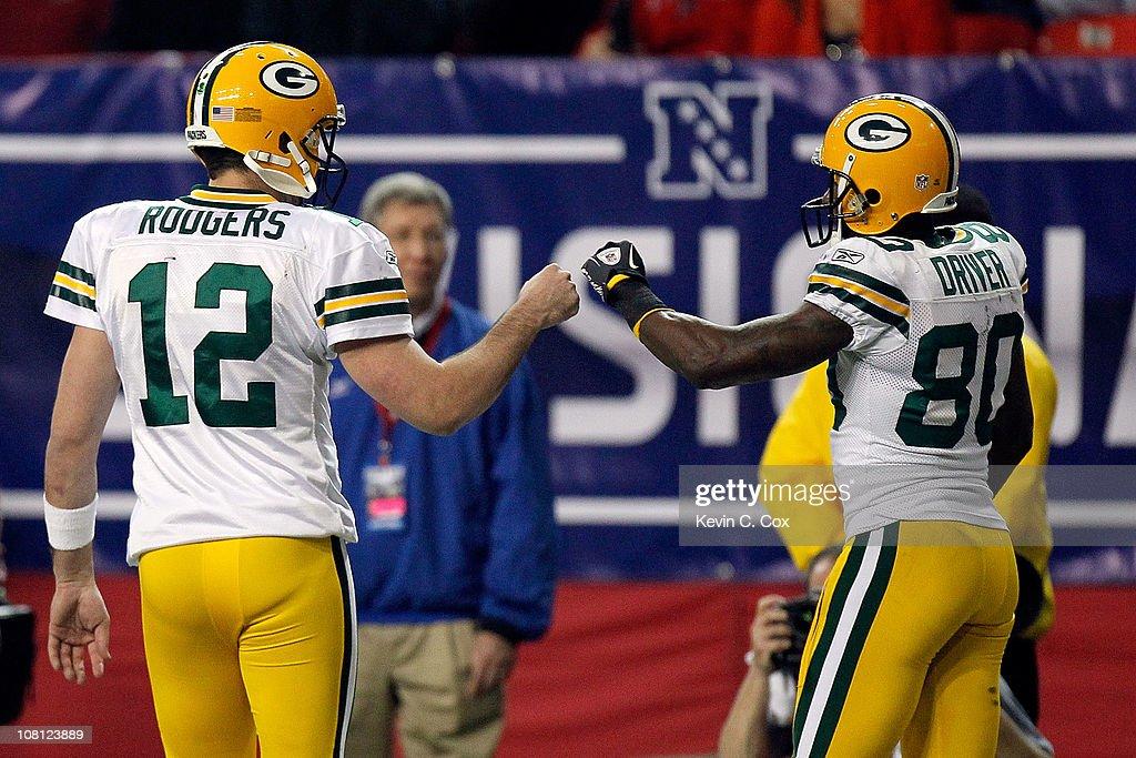 Divisional Playoffs - Green Bay Packers v Atlanta Falcons