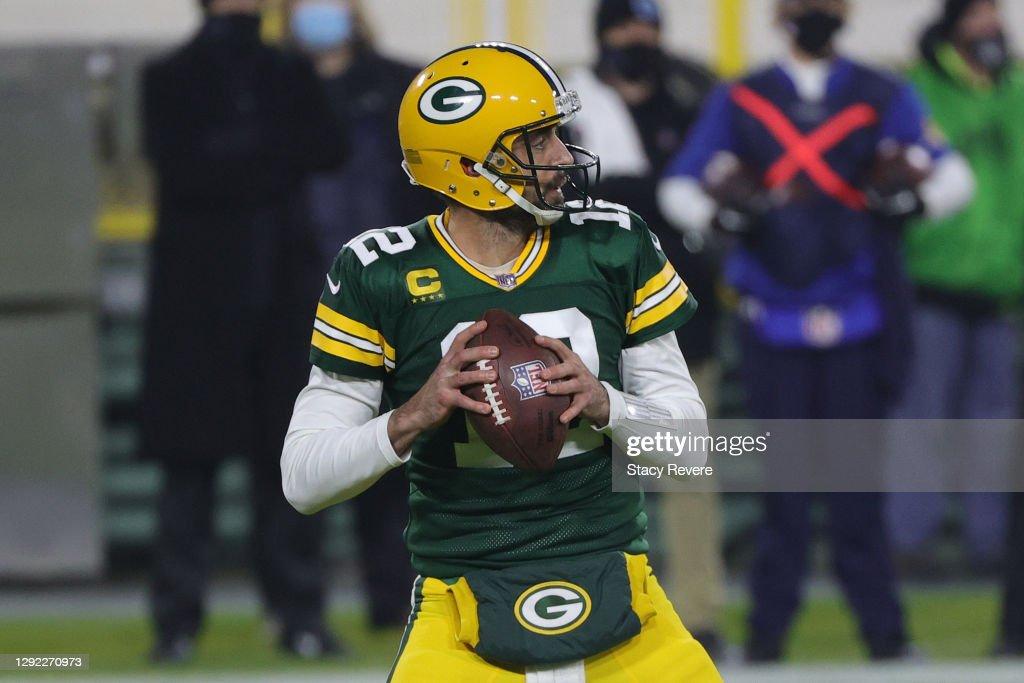 Carolina Panthers v Green Bay Packers : News Photo