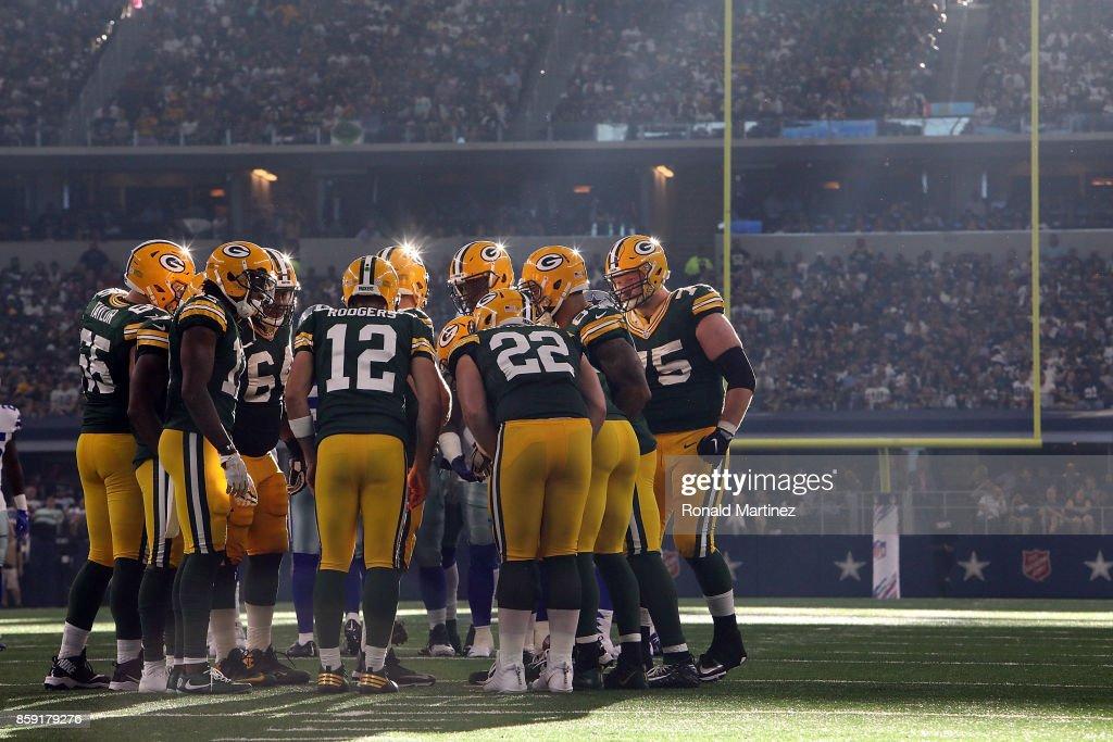 Green Bay Packers v Dallas Cowboys : News Photo
