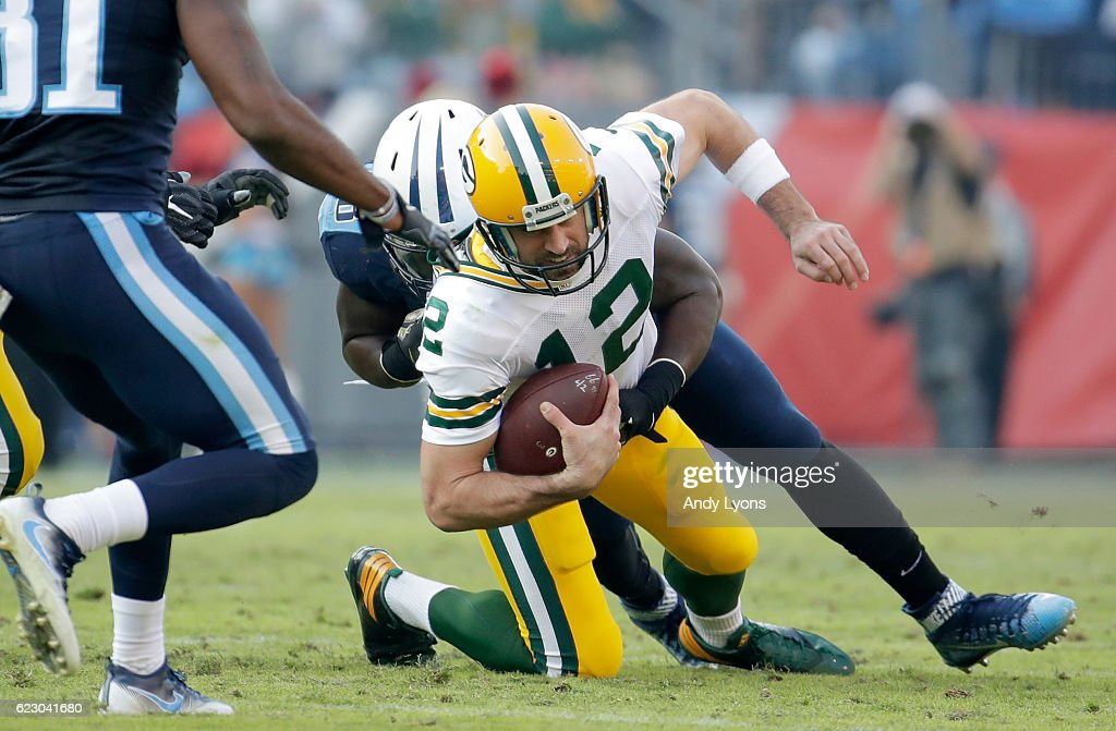 Green Bay Packers v Tennessee Titans : News Photo