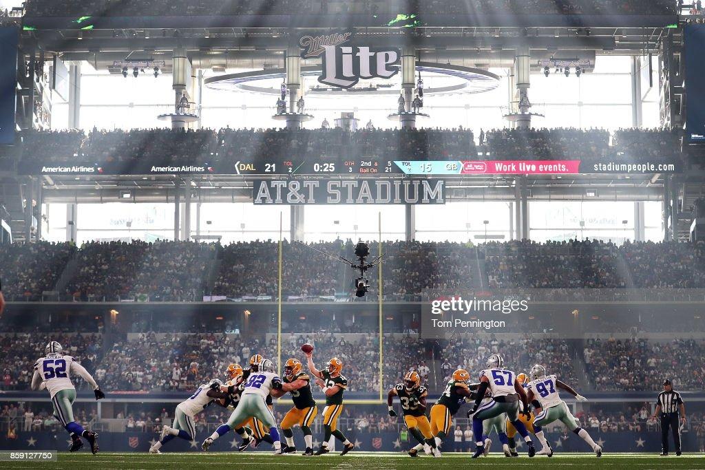 Green Bay Packers v Dallas Cowboy : ニュース写真