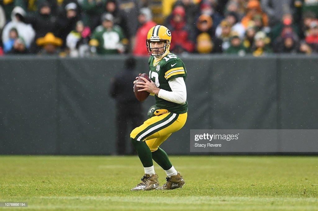 Arizona Cardinals v Green Bay Packers : Fotografia de notícias