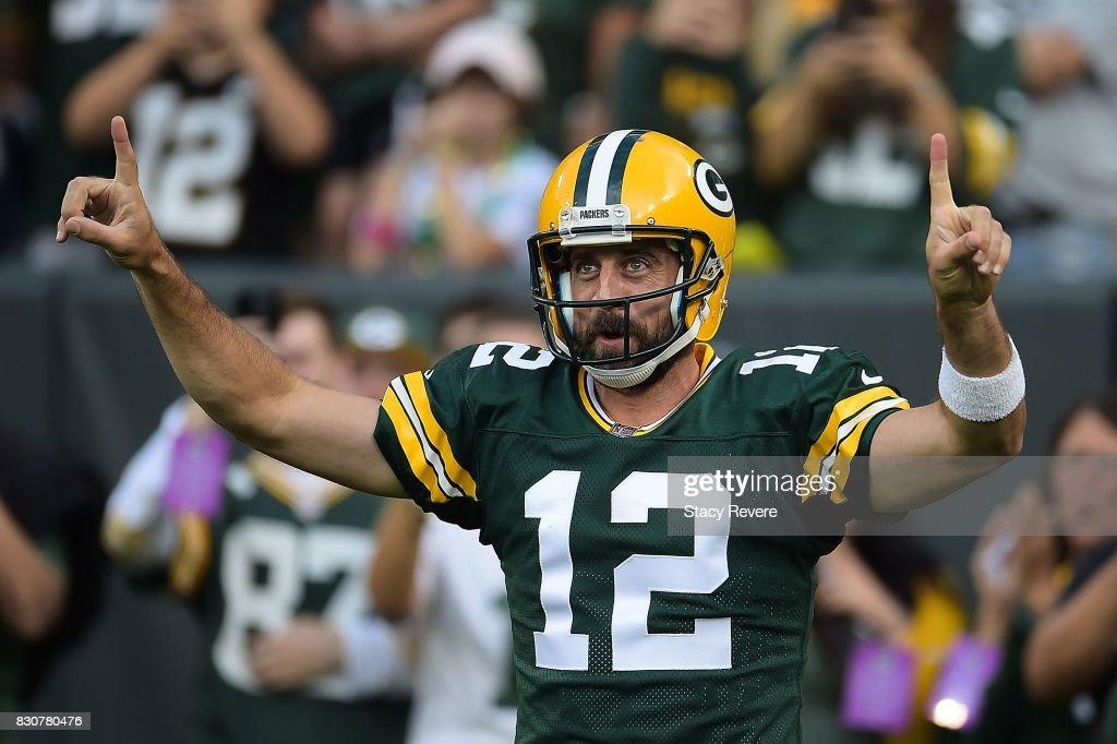 Philadelphia Eagles v Green Bay Packers : News Photo