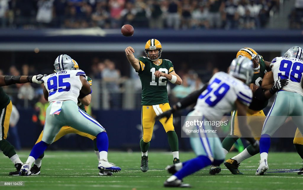 Green Bay Packers v Dallas Cowboys : News Photo
