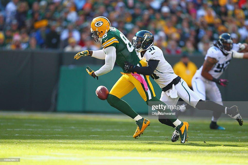 Jacksonville Jaguars v Green Bay Packers : ニュース写真