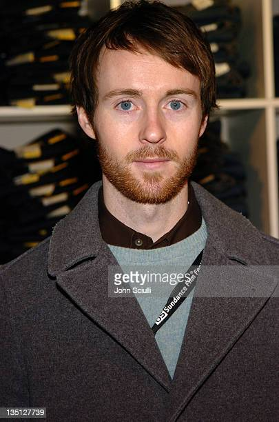 Aaron Ruell at Fred Segal during 2005 Park City Fred Segal Boutique at Village at the Lift at Village at the Lift in Park City Utah United States