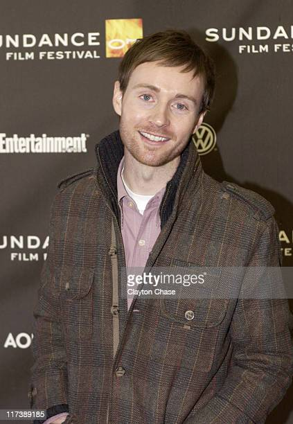 Aaron Ruell during 2007 Sundance Film Festival 'On the Road with Judas' Premiere at Racquette Club in Park City Utah United States