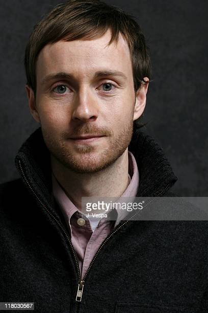 Aaron Ruell during 2007 Sundance Film Festival 'On The Road With Judas' Portraits at Delta Sky Lodge in Park City Utah United States