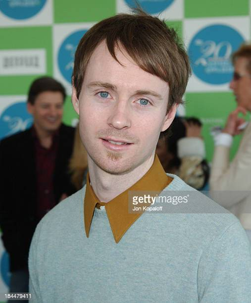 Aaron Ruell during 20th IFP Independent Spirit Awards Arrivals at Santa Monica Beach in Santa Monica California United States