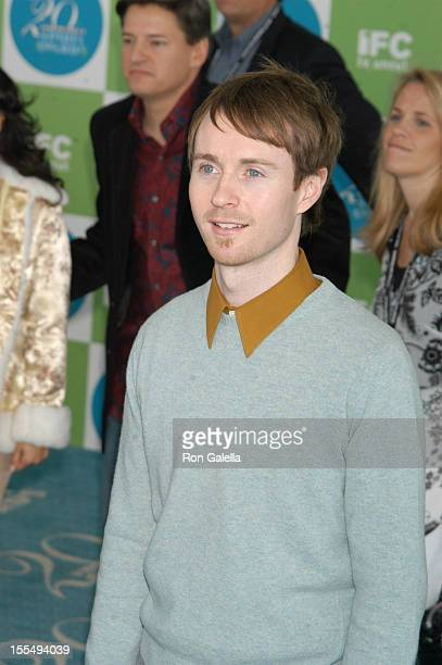 Aaron Ruell nominee Bravo/American Express Producers Award and nominee Best First Feature for Napoleon Dynamite