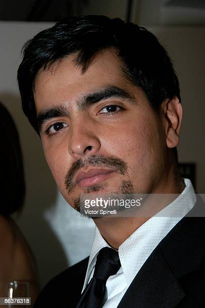 Aaron Sanchez attends the 2009 James Beard Foundation Awards Ceremony and Gala at Avery Fisher Hall at Lincoln Center for the Performing Arts on May...