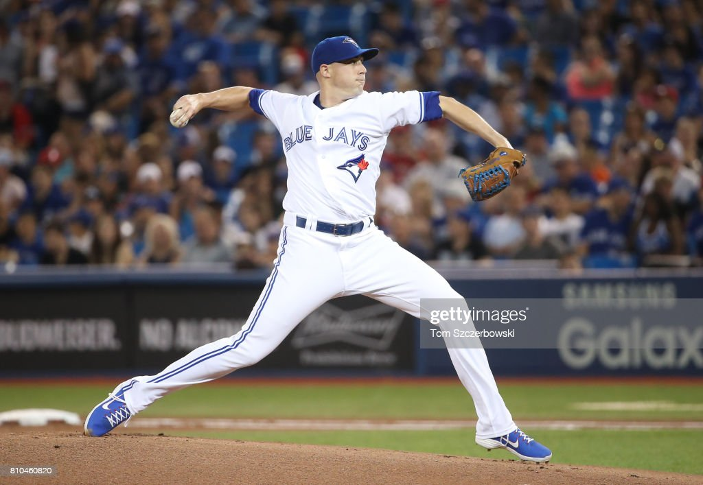 Houston Astros v Toronto Blue Jays : News Photo
