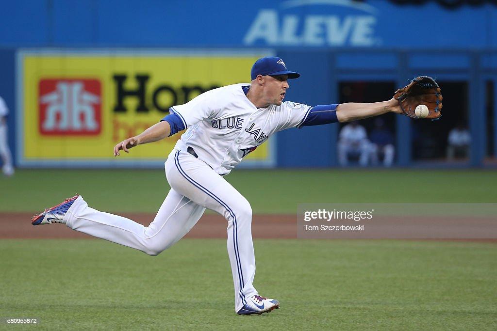 San Diego Padres v Toronto Blue Jays