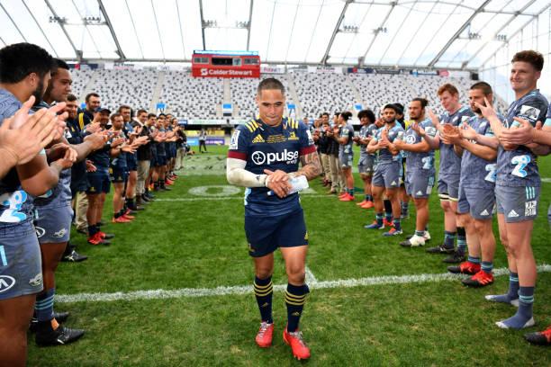 NZL: Super Rugby Aotearoa Rd 10 - Highlanders v Hurricanes