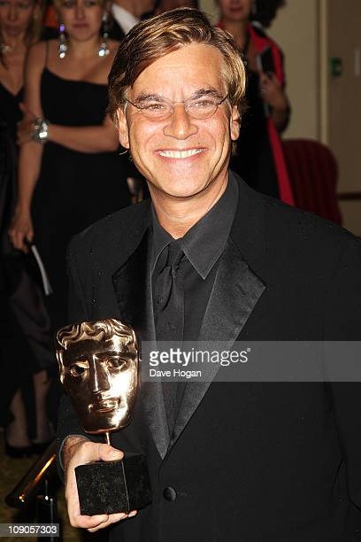 Aaron Sorkin attends the Orange British Academy Film Awards 2011 dinner held at Grosvenor House on February 13, 2011 in London, England.