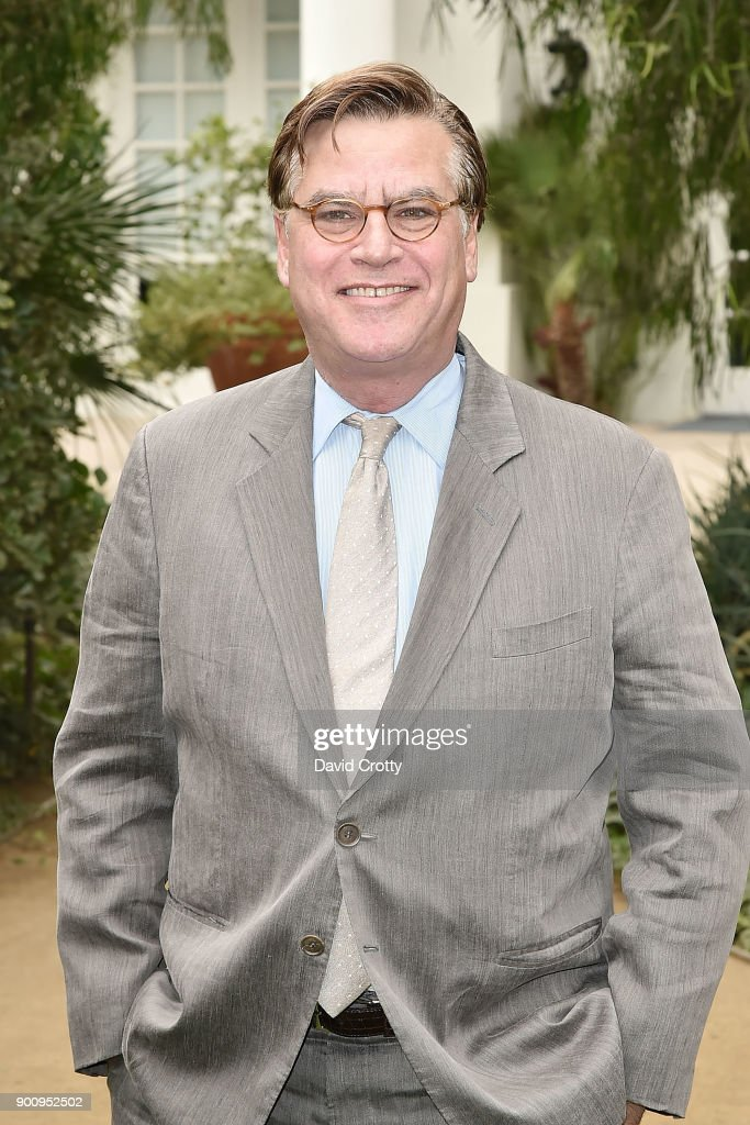 Aaron Sorkin attends Variety's Creative Impact Awards & '10 Directors To Watch' at the 29th Annual Palm Springs Film Festival on January 3, 2018 in Palm Springs, California.
