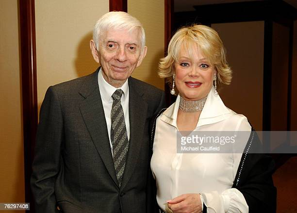 Aaron Spelling and Candy Spelling