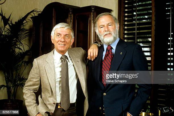 Aaron Spelling and Leonard Goldberg