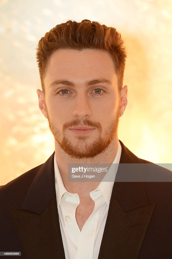 Aaron Taylor Johnson attends the European premiere of 'Godzilla' at the Odeon Leicester Square on May 11, 2014 in London, England.