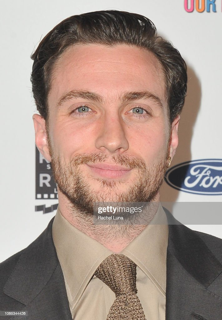 Aaron Taylor-Johnson attends the 7th Annual 'Reel Stories ...