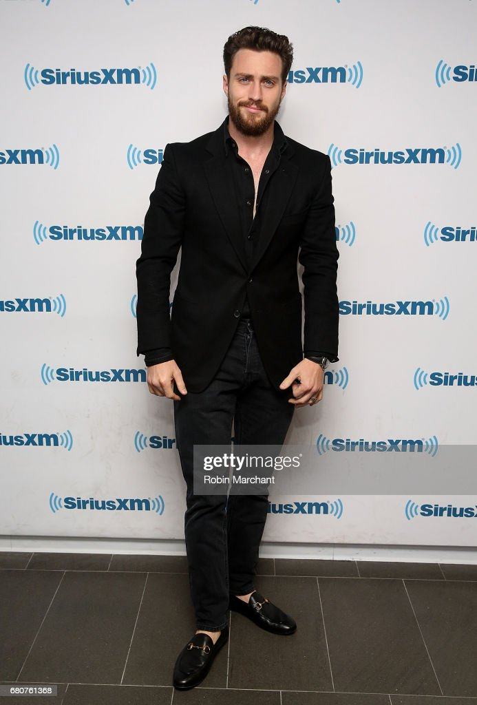 Celebrities Visit SiriusXM - May 9, 2017