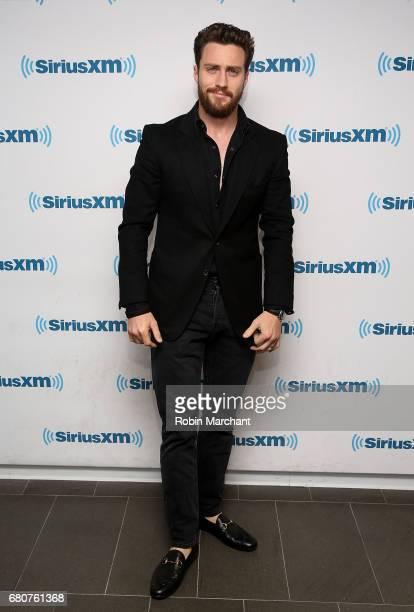 Aaron TaylorJohnson visits at SiriusXM Studios on May 9 2017 in New York City