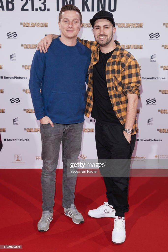 """DEU: """"Goldfische"""" Family & Friends Screening In Berlin"""