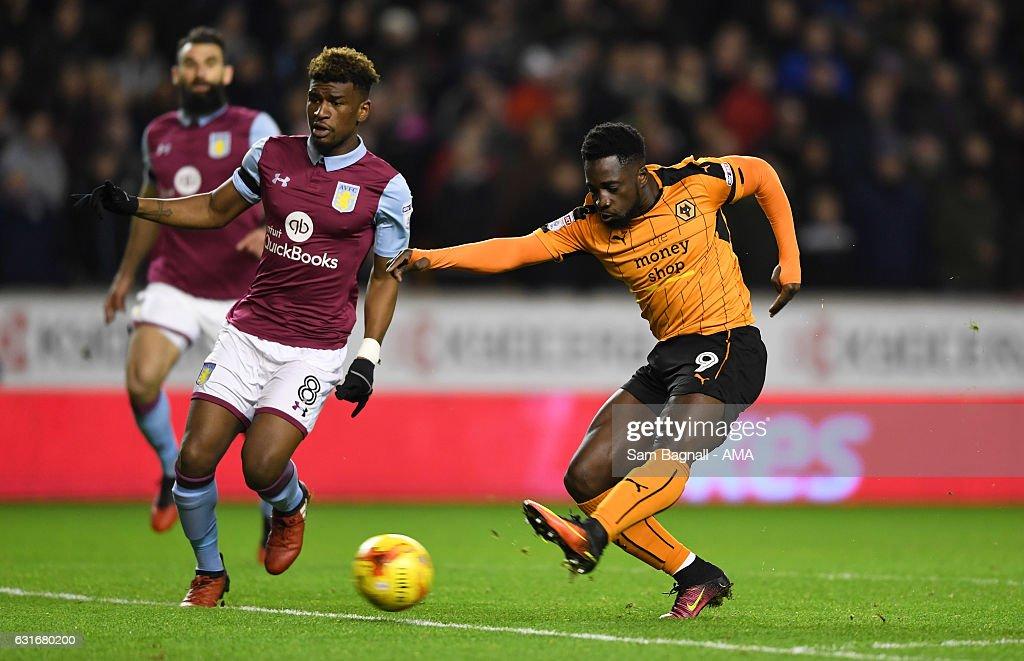 Wolverhampton Wanderers v Aston Villa - Sky Bet Championship : News Photo