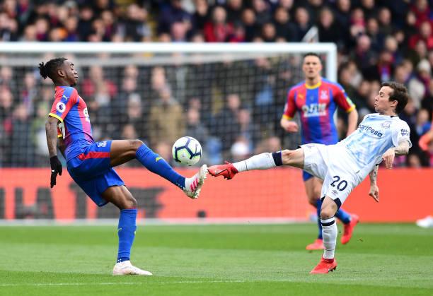 GBR: Crystal Palace v Everton FC - Premier League