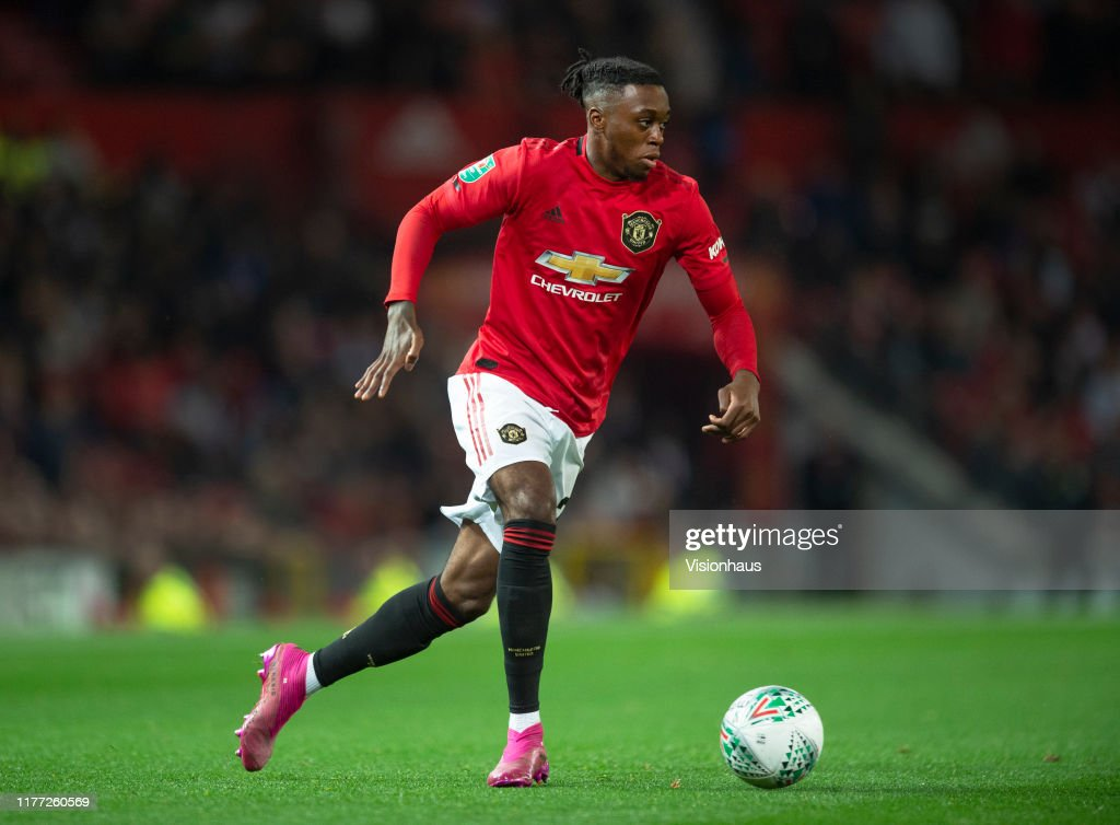 Manchester United v Rochdale AFC - Carabao Cup Third Round : ニュース写真