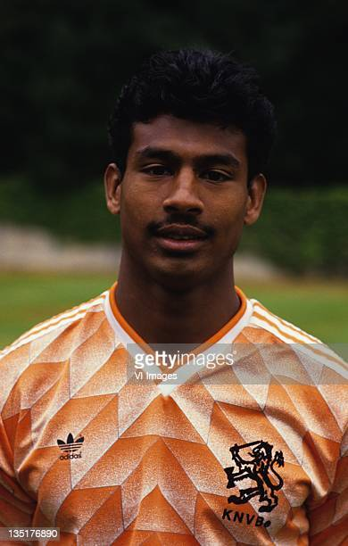 Aaron Winter during the team presentation of the Dutch National team for the European Championship on June 1 Netherlands