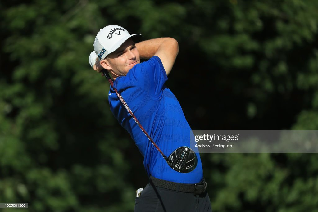 Dell Technologies Championship - Round One : News Photo