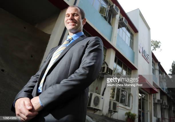 Aaron Wise Principal of Norwegian International School 12FEB15