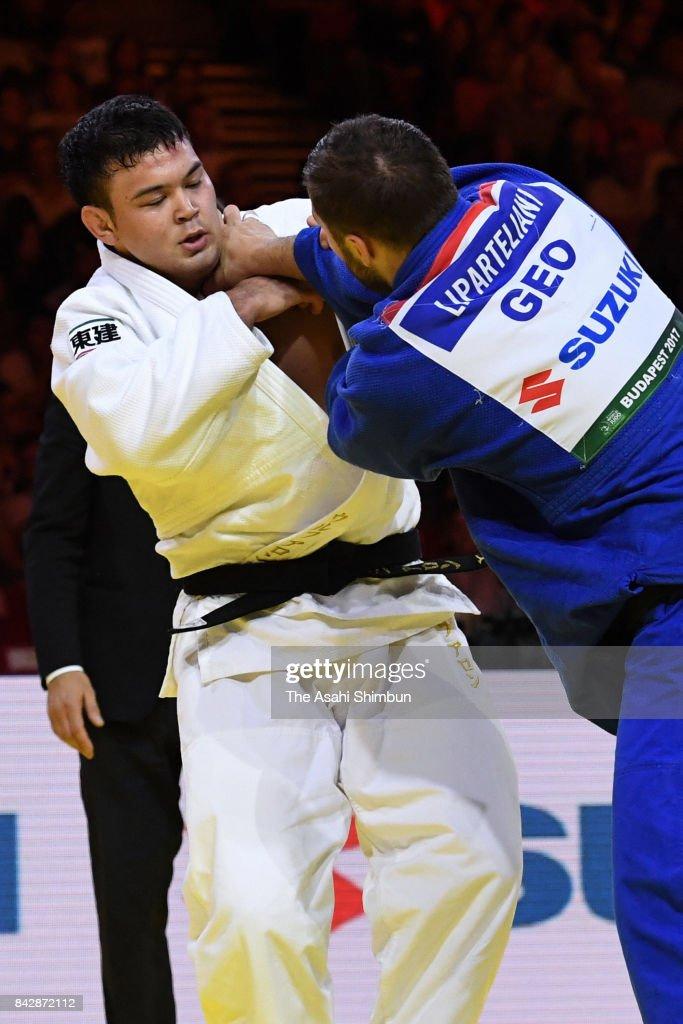 World Judo Championships - Day 6