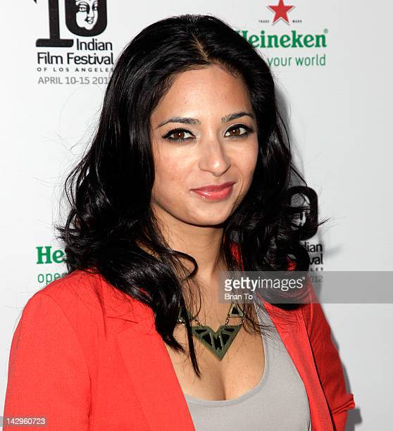 Aarti Mann attends The 10th annual Indian film festival of Los Angeles closing night gala at ArcLight Hollywood on April 15 2012 in Hollywood...
