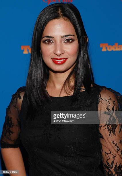 Aarti Mann attends the New York premiere of Today's Special at Landmark Sunshine Cinema on November 11 2010 in New York City