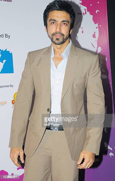 Aashish Chaudhary at the Pearls Waves concert which was held at MMRDA Grounds in Mumbai