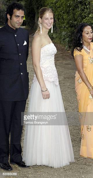 Aatish Taseer and Lady Gabriella Windsor