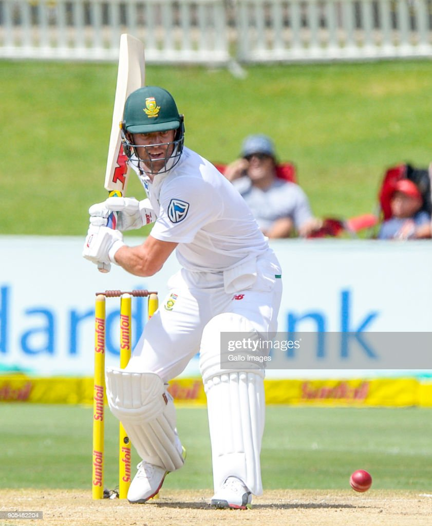 South Africa v India - 2nd Test, Day 4