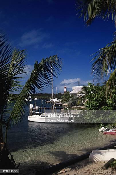 abaco hope town, bahamas islands - hope imagens e fotografias de stock