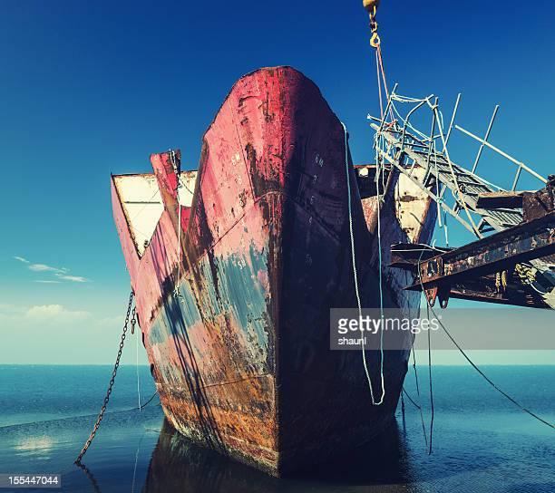 Abandonar el barco