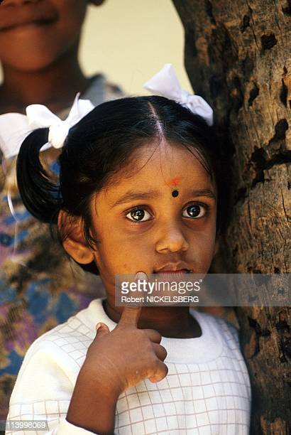 Abandoned Babies In India In April, 1998-Salem, Tamil nadu bethel: home for abandoned babies.