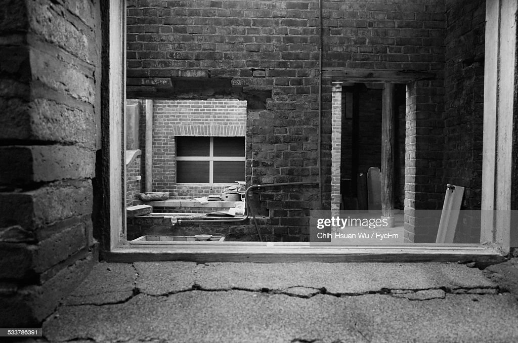 Abandoned Building : Foto stock