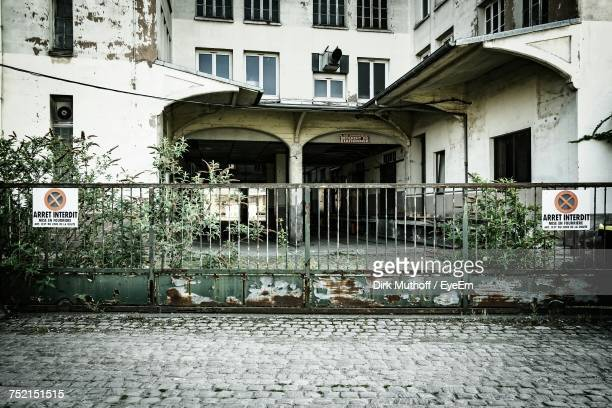 Abandoned Building