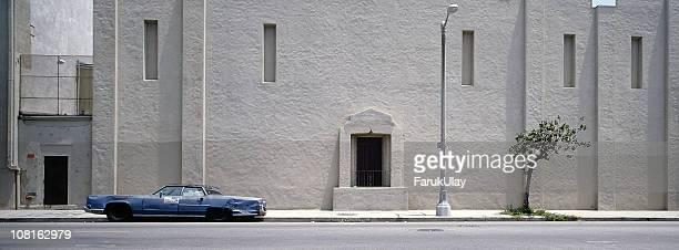 Abandonado coche