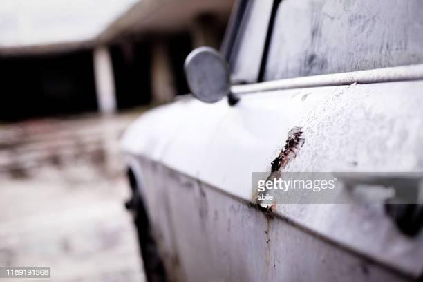放置車 - assenza ストックフォトと画像