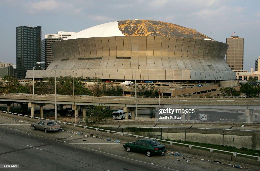 Hurricane Katrina Aftermath - Day 17 : News Photo