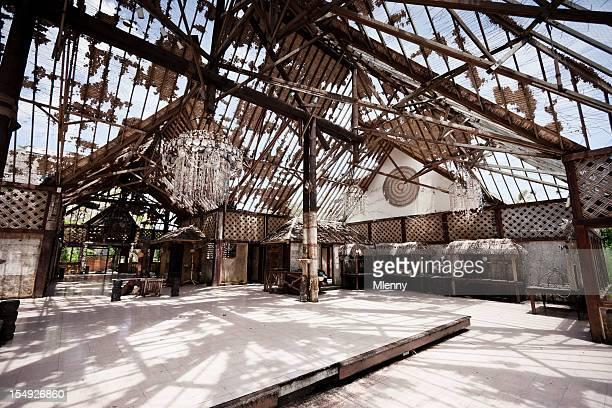 Abandoned Decaying Tourist Resort Series II