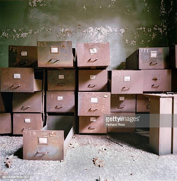 Abandoned drawers