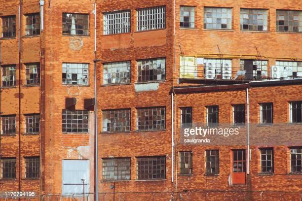 abandoned factory - 老朽化 ストックフォトと画像